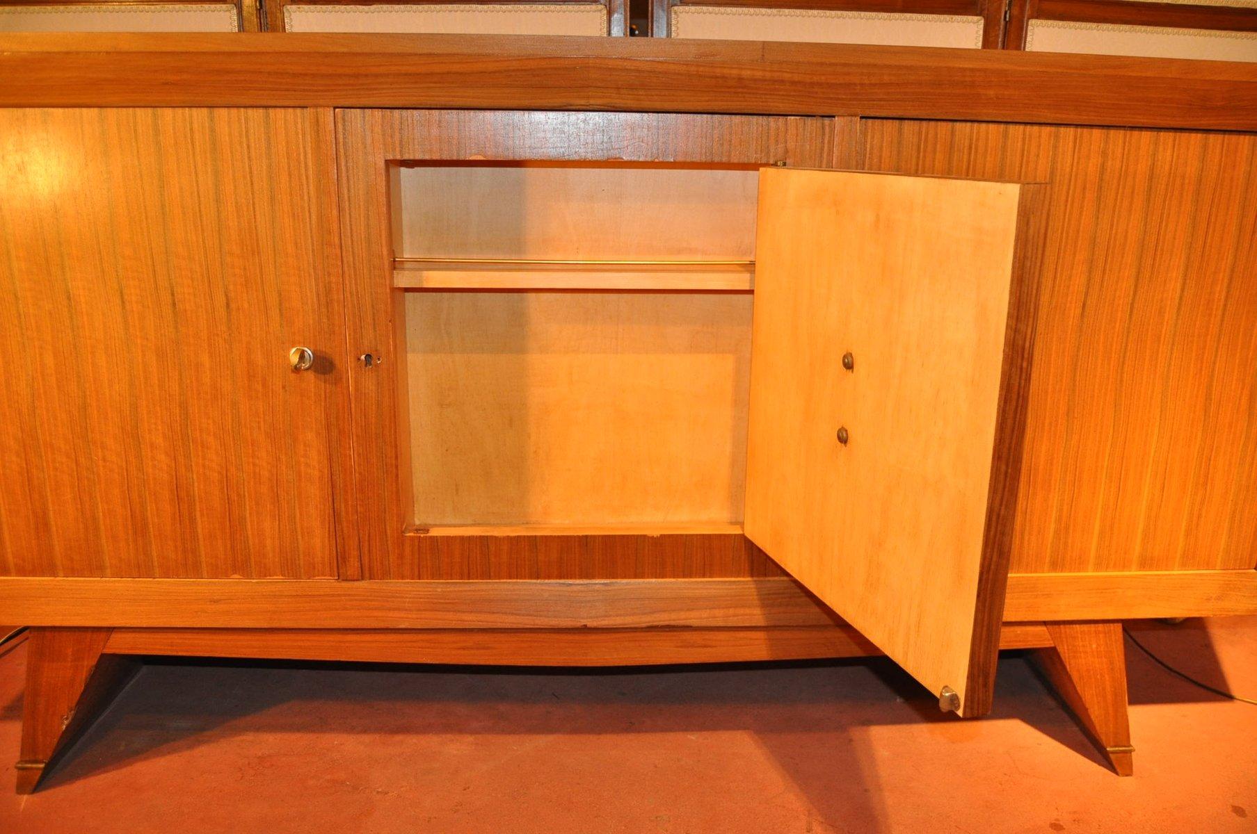 vintage schrank von suzanne guiguichon bei pamono kaufen. Black Bedroom Furniture Sets. Home Design Ideas