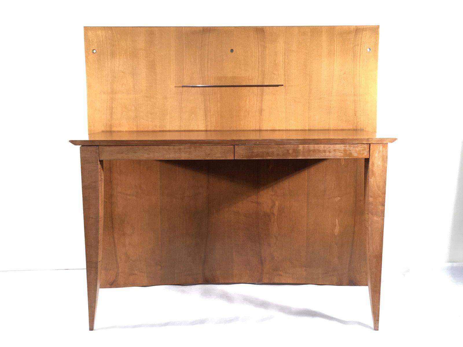 bureau vintage par christian liaigre en vente sur pamono. Black Bedroom Furniture Sets. Home Design Ideas