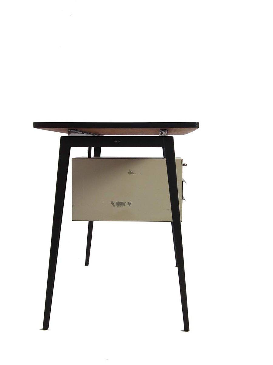Niederl ndischer mid century schreibtisch von marko for Schreibtisch 3 meter lang