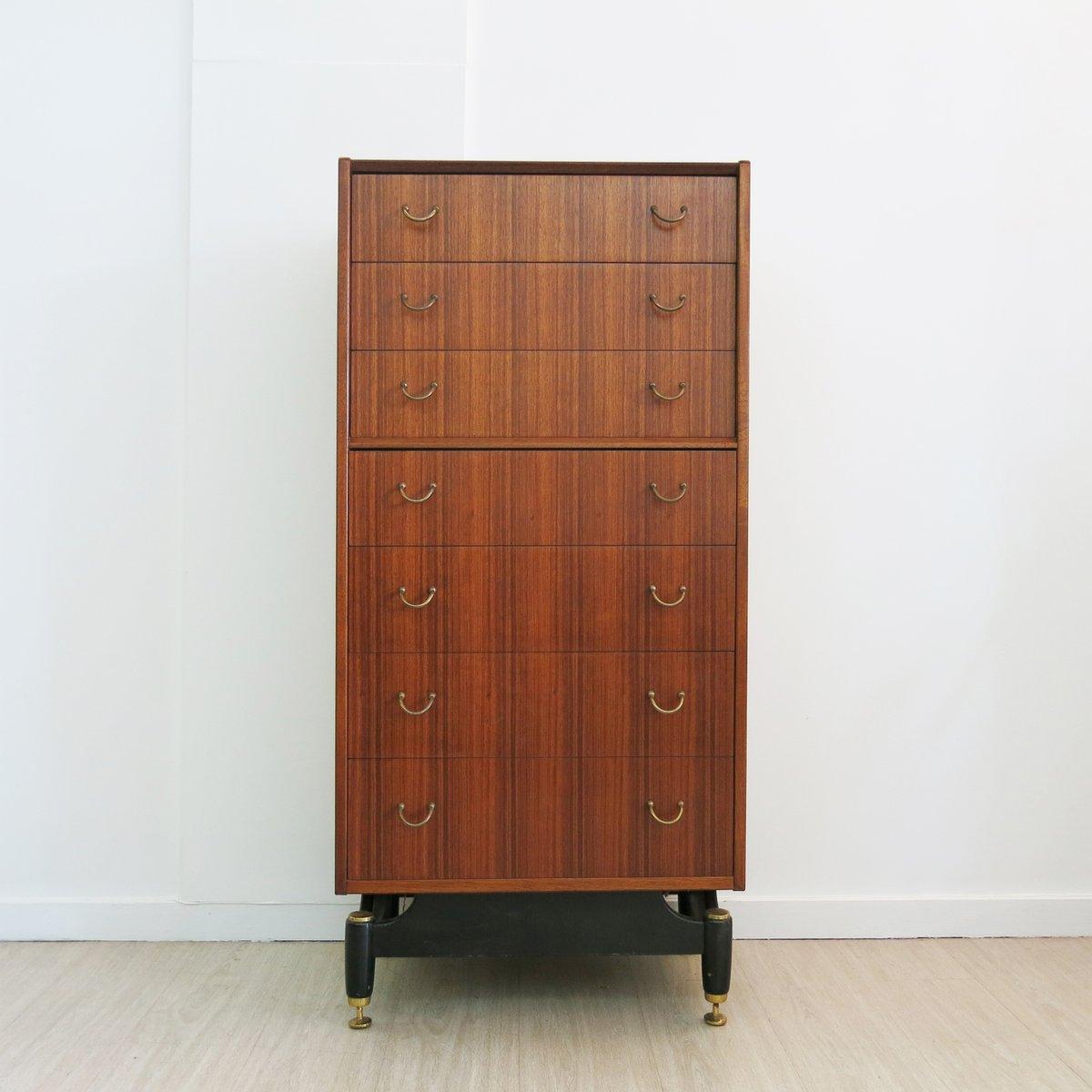 mid century kommode von g plan 1950er bei pamono kaufen. Black Bedroom Furniture Sets. Home Design Ideas