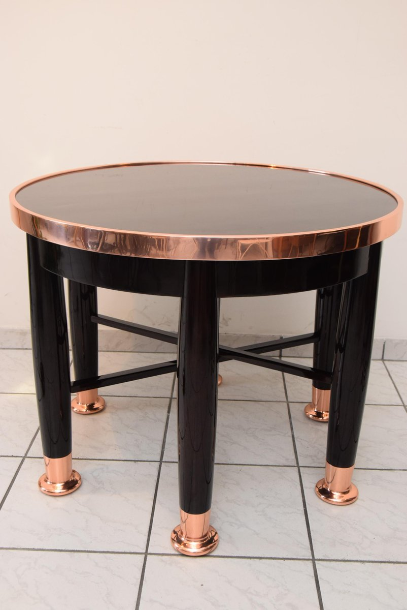 antiker tisch von adolf loos f r friedrich otto schmidt 1899 bei pamono kaufen. Black Bedroom Furniture Sets. Home Design Ideas