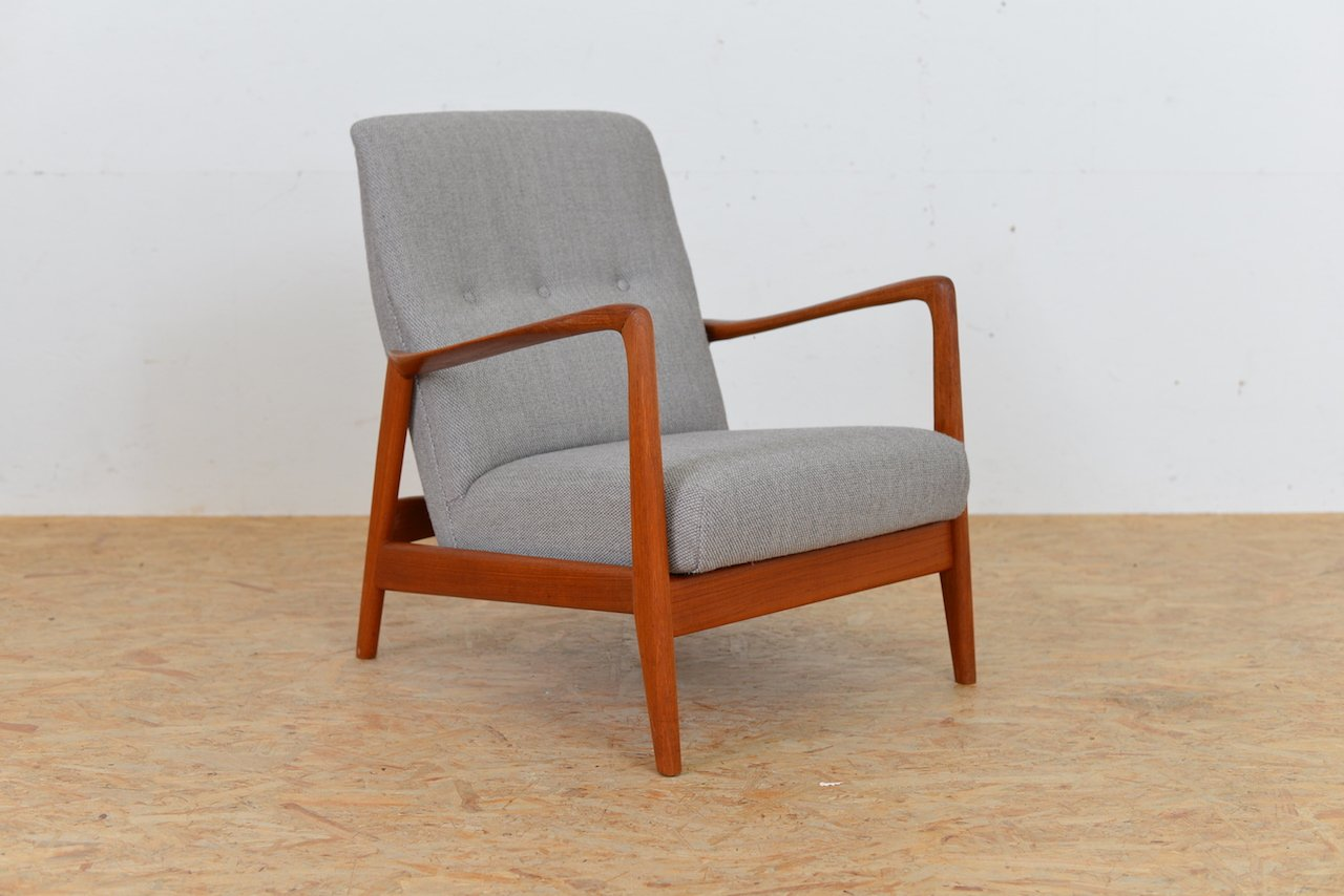 Vintage Sorrento Chair By Gio Ponti For Cassina