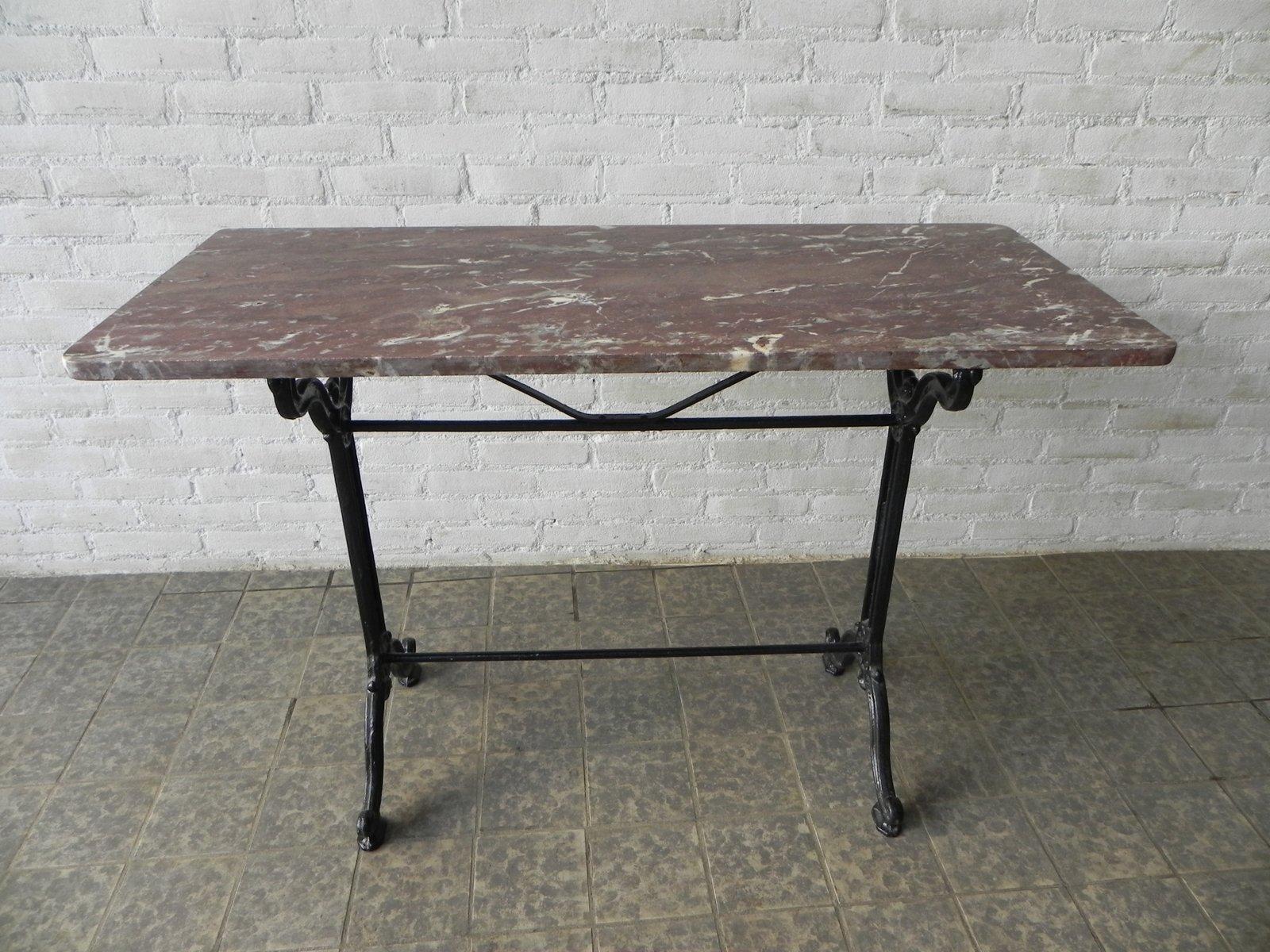 table-de-jardin-vintage-1 Incroyable De Pied Table Basse Inox Schème