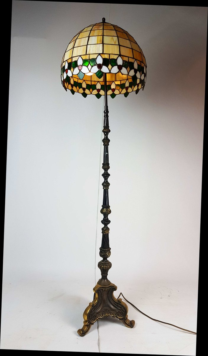 German Floor Lamp, 1930s for sale at Pamono
