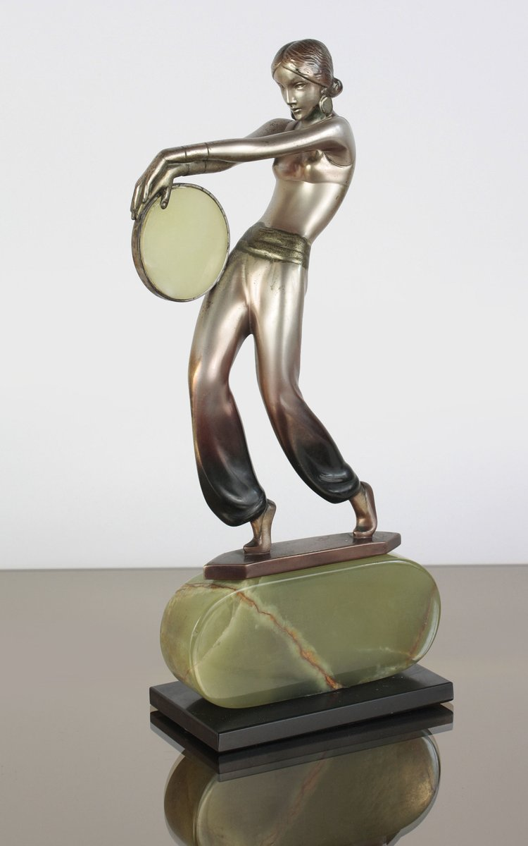 Art Deco Figures Art Sculptures for sale | eBay