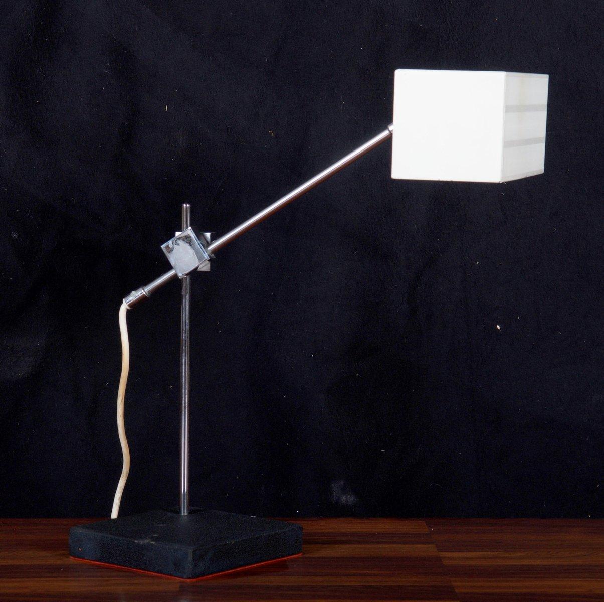 tischlampe von kaiser leuchten 1970er bei pamono kaufen. Black Bedroom Furniture Sets. Home Design Ideas