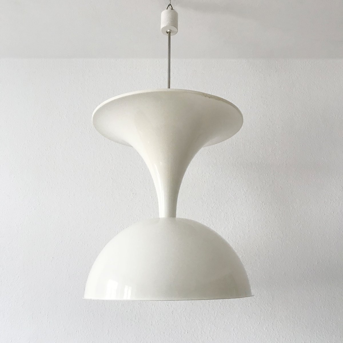 mid century pendant lighting. Mid-Century Large Italian Pendant Lamp By Ecolight, 1960s Mid Century Lighting D