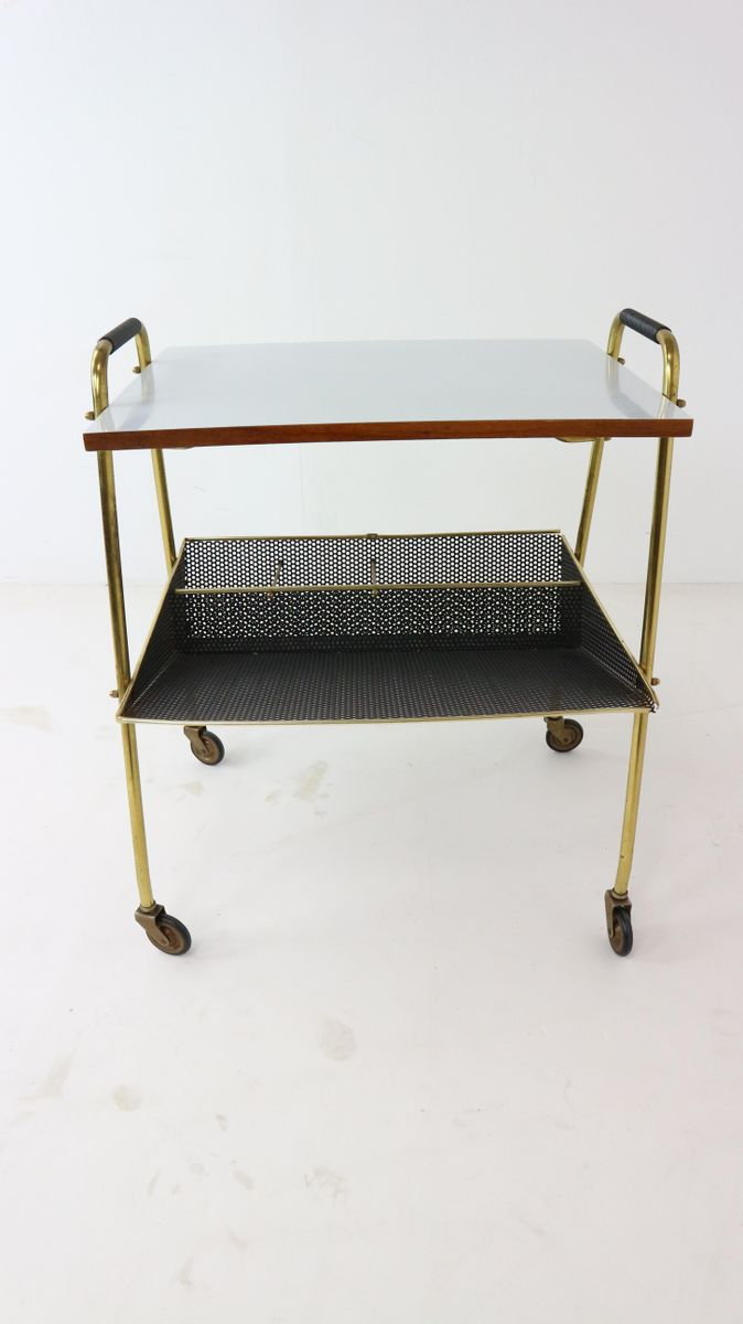 Serving Trolley from Ilse Mobel, 1960s for sale at Pamono