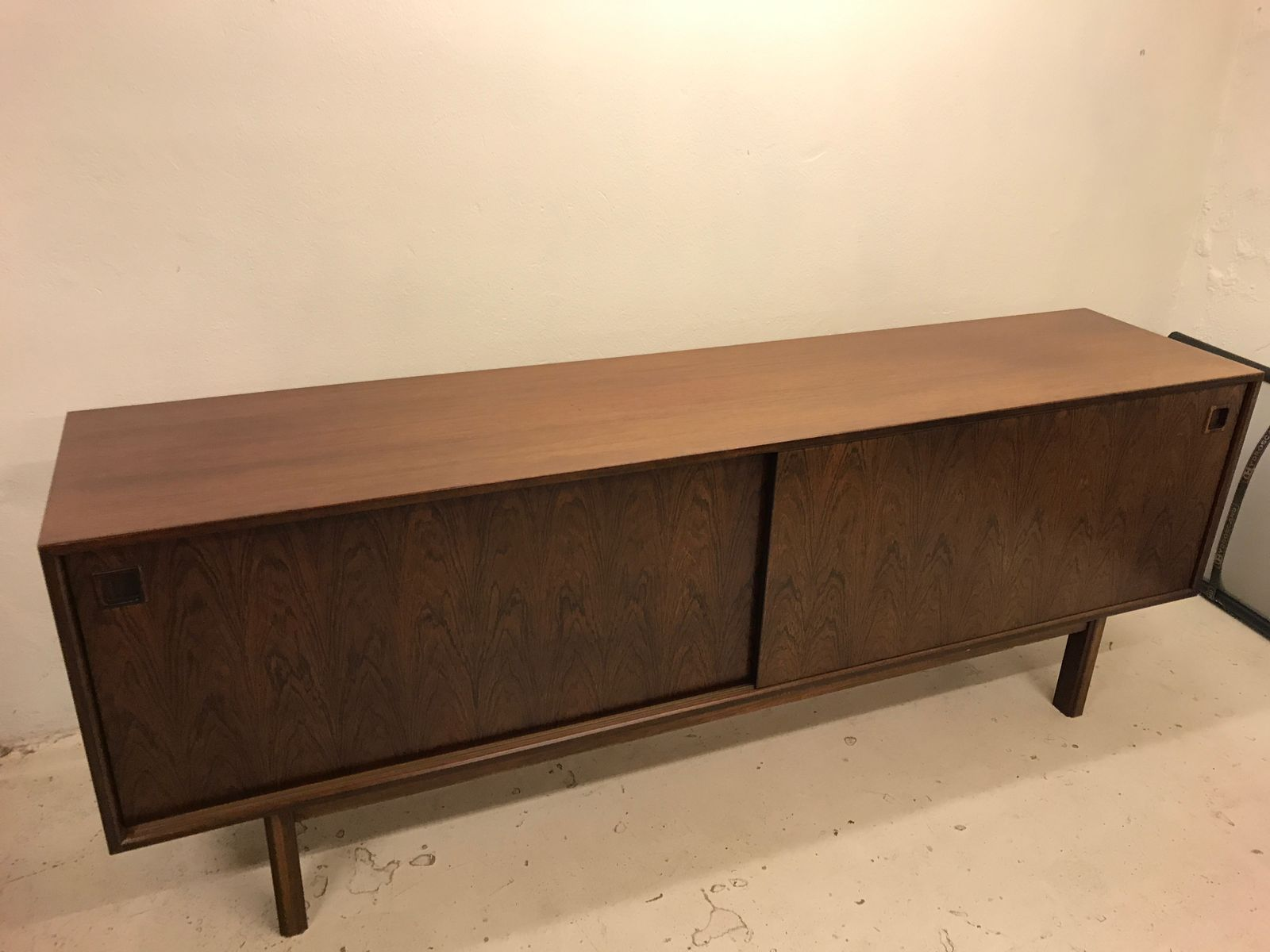 john tables sideboard table rare set listings side nesting furniture teak kandell and swedish low early