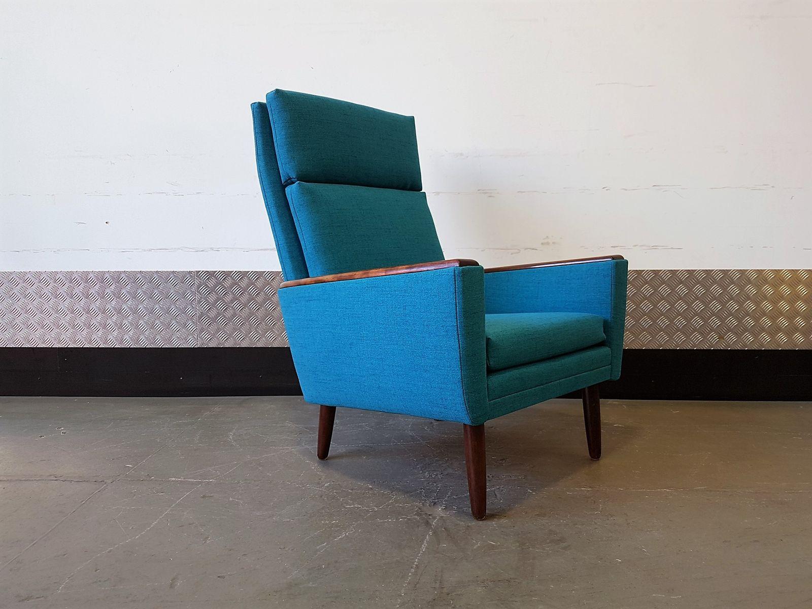 Sessel Mit Hoher Rückenlehne : d nischer sessel mit hoher r ckenlehne 1960er bei pamono kaufen ~ Indierocktalk.com Haus und Dekorationen