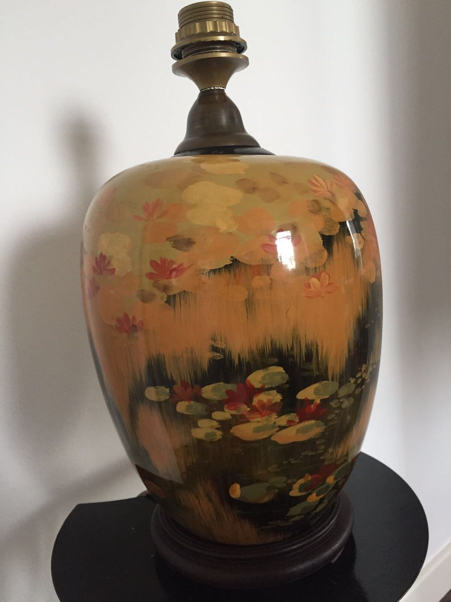 Vintage chinese ceramic table lamp 1980s for sale at pamono reviewsmspy