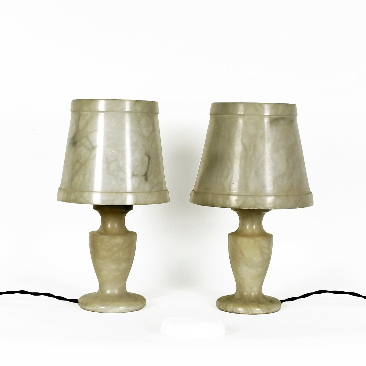 Small alabaster table lamps 1960s set of 2 for sale at pamono small alabaster table lamps 1960s set of 2 mozeypictures Choice Image