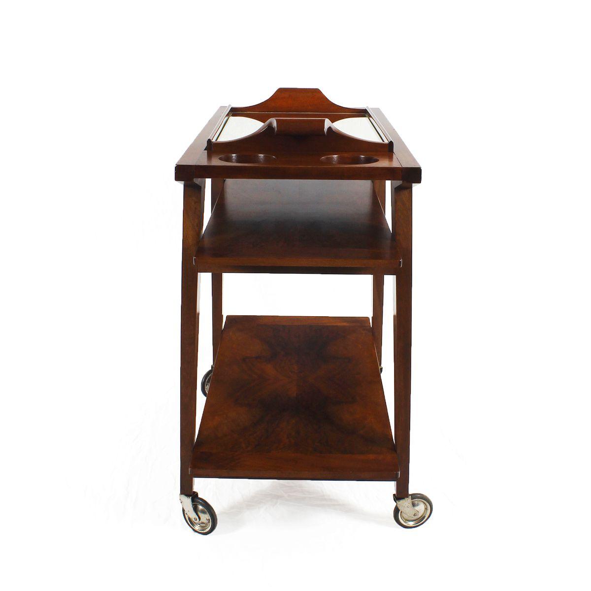 bar wagen 1940er bei pamono kaufen. Black Bedroom Furniture Sets. Home Design Ideas