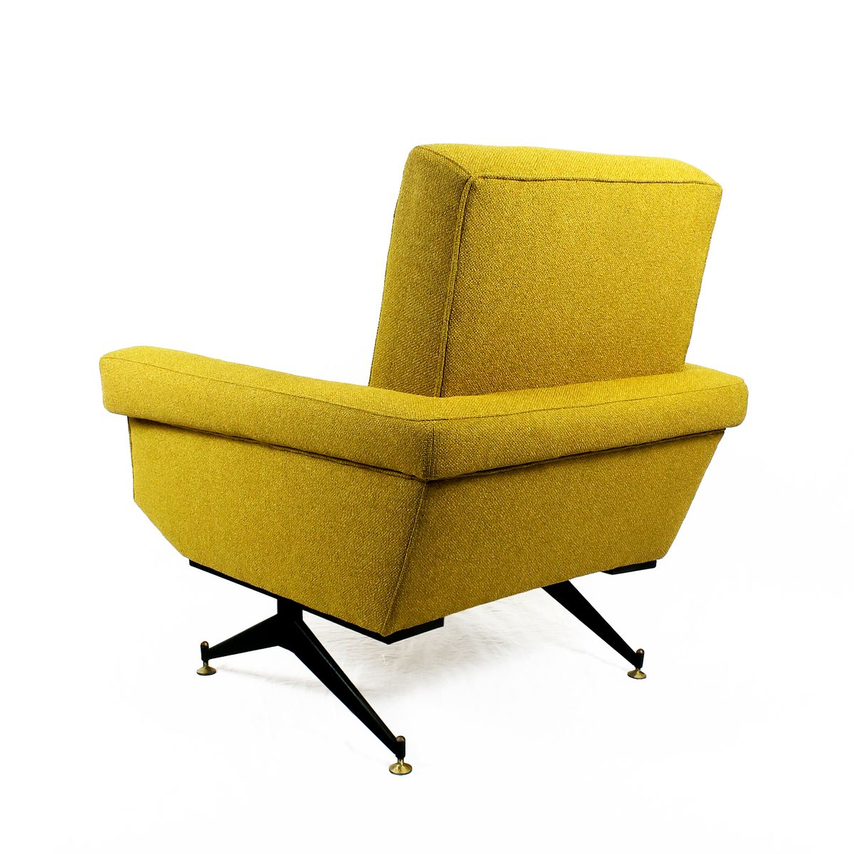 Padded armchairs 1960s set of 2 for sale at pamono for 2 armchairs for sale
