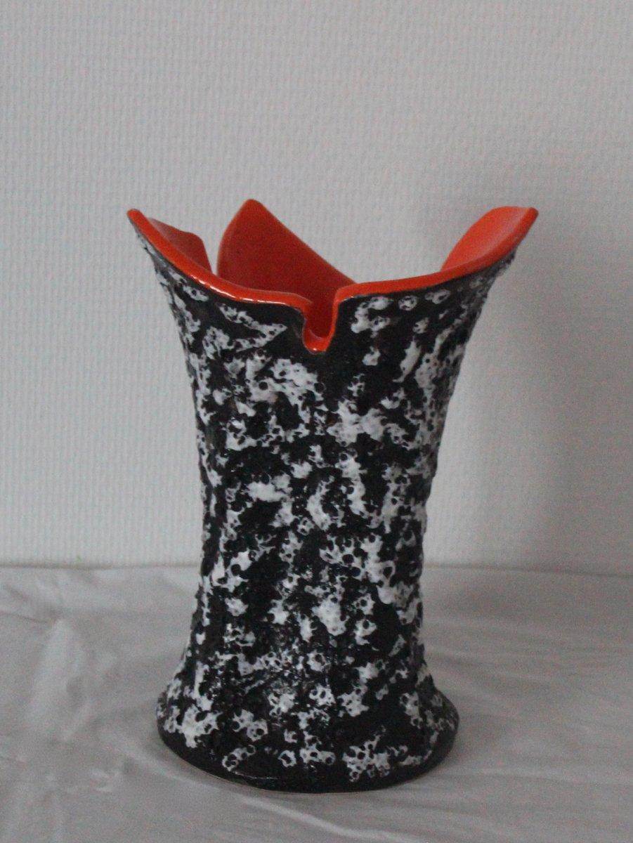 vase vallauris par lunetta 1950s en vente sur pamono. Black Bedroom Furniture Sets. Home Design Ideas