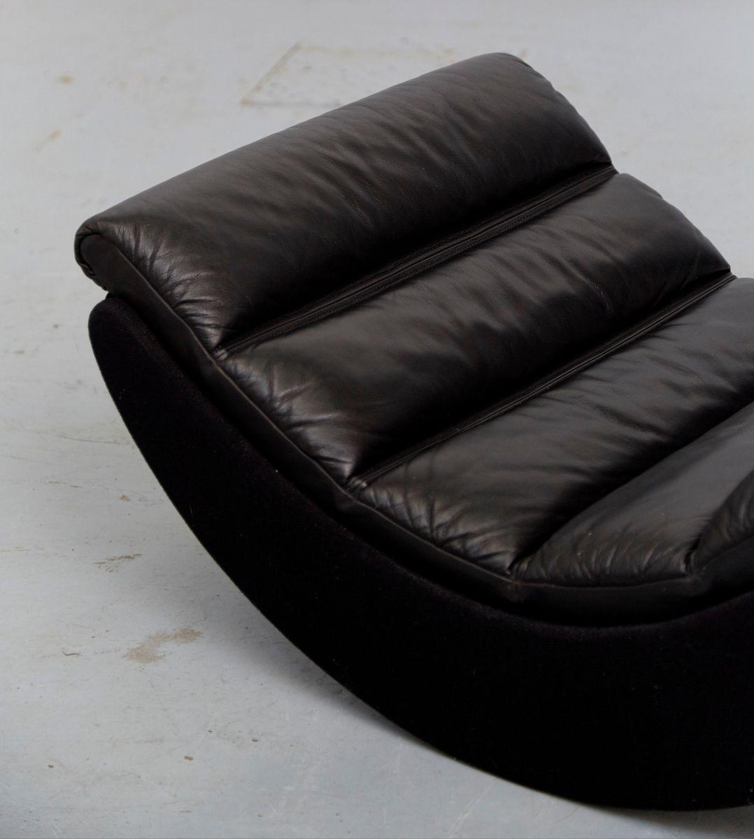 Vintage relaxer ii schaukelstuhl von verner panton f r for Gebrauchter schaukelstuhl