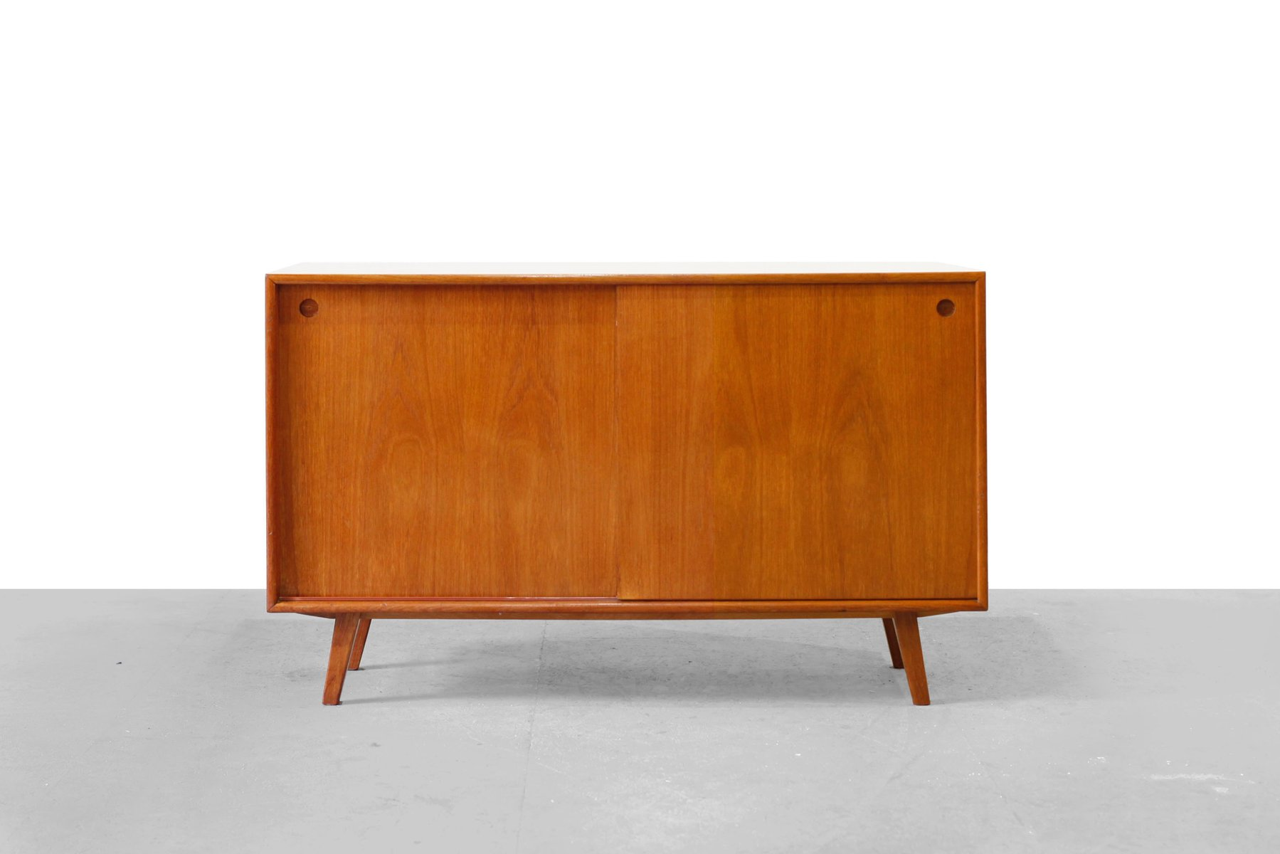 Small mid century sideboard 1950s for sale at pamono for Sideboard 2 m lang