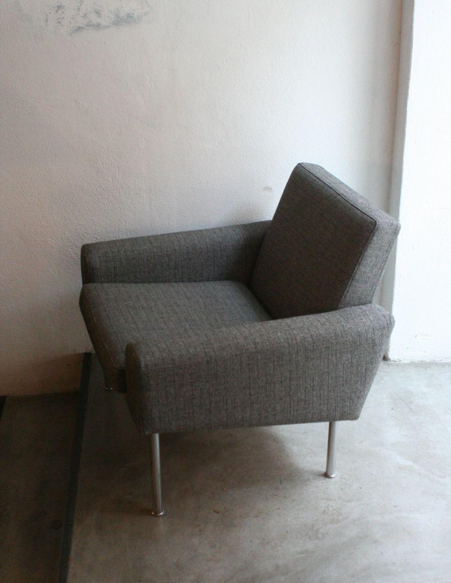 vintage ap 34 1 airport sessel von hans j wegner f r a p. Black Bedroom Furniture Sets. Home Design Ideas