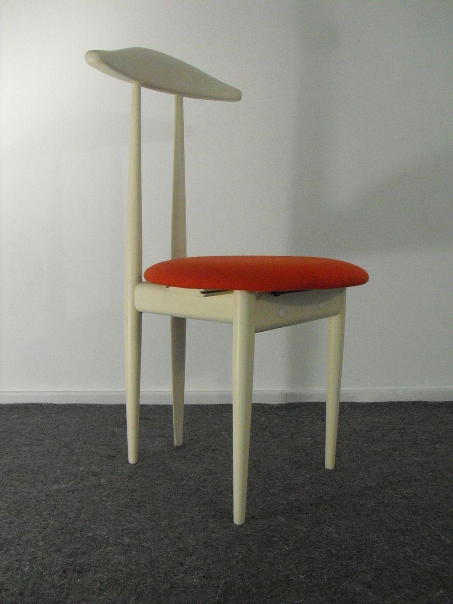 mid century kammerdiener stuhl 1950er bei pamono kaufen. Black Bedroom Furniture Sets. Home Design Ideas