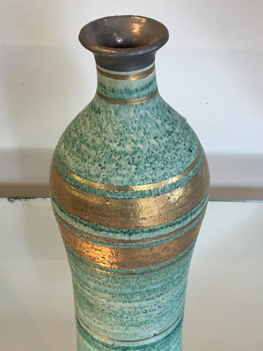 franz sische vintage vase von georges pelletier bei pamono kaufen. Black Bedroom Furniture Sets. Home Design Ideas