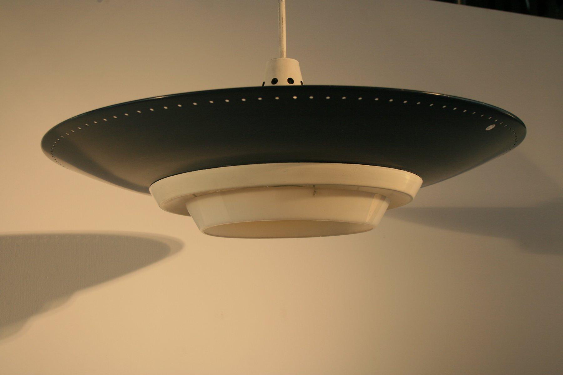 Pendant lamp by louis kalff for philips 1950s en venta en pamono previous aloadofball Images