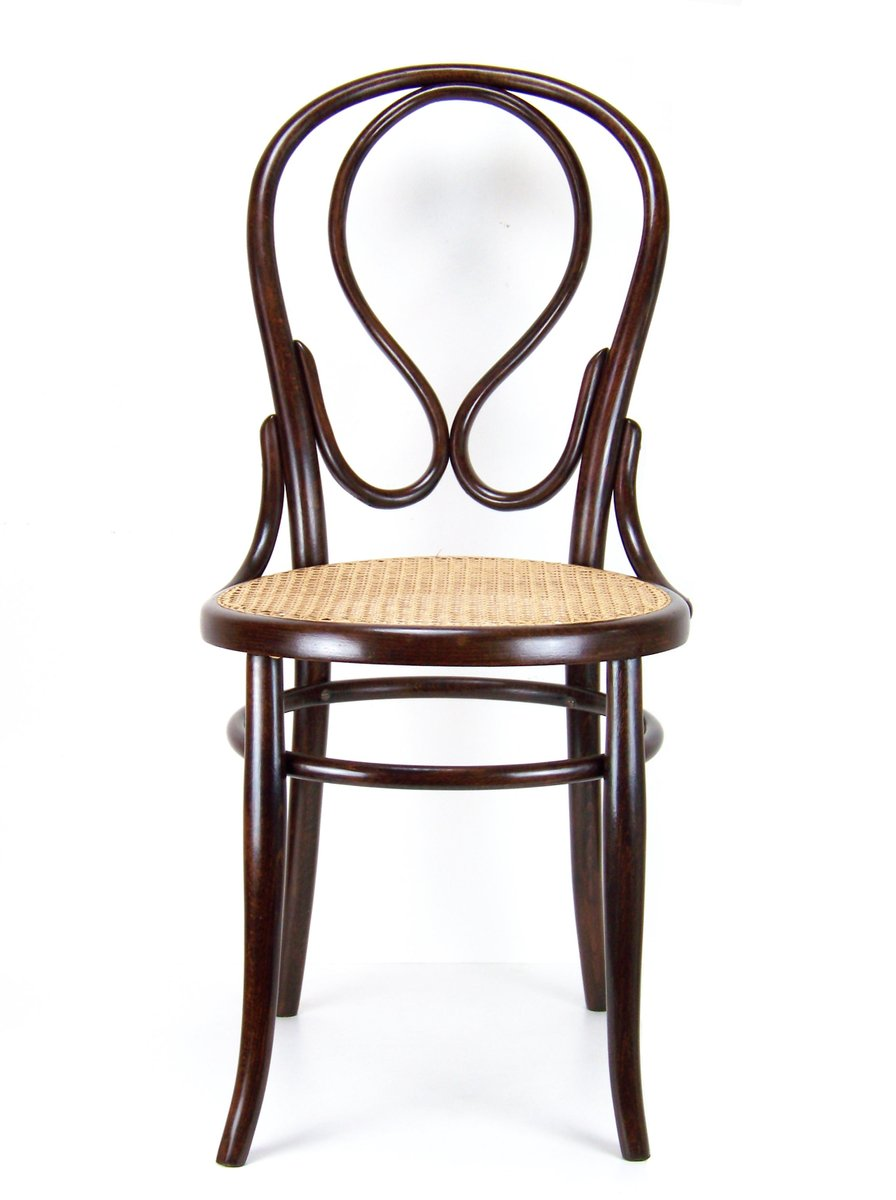 Model 20 Viennese Chair By Michael Thonet For D.G. Fischel, 1900s