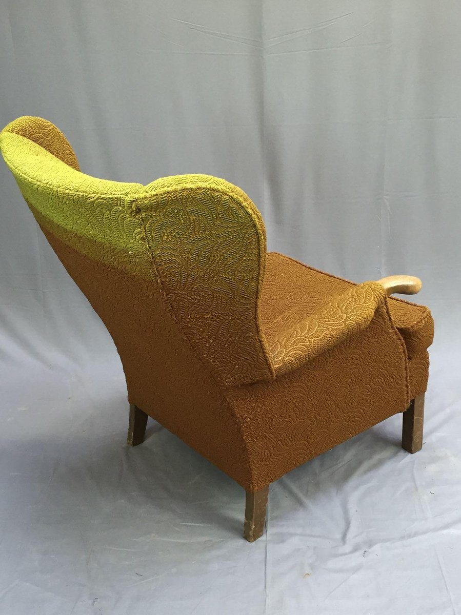 Charmant Vintage Wingback Chair 4. £214.00