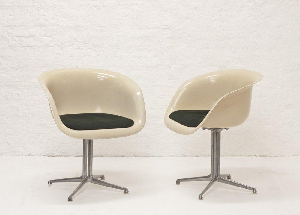 vintage la fonda sessel von charles ray eames f r herman miller bei pamono kaufen. Black Bedroom Furniture Sets. Home Design Ideas