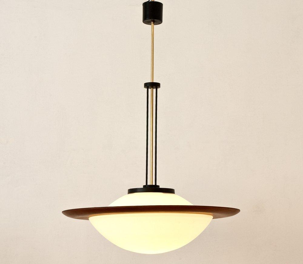 vintage deckenlampe von stilux bei pamono kaufen. Black Bedroom Furniture Sets. Home Design Ideas