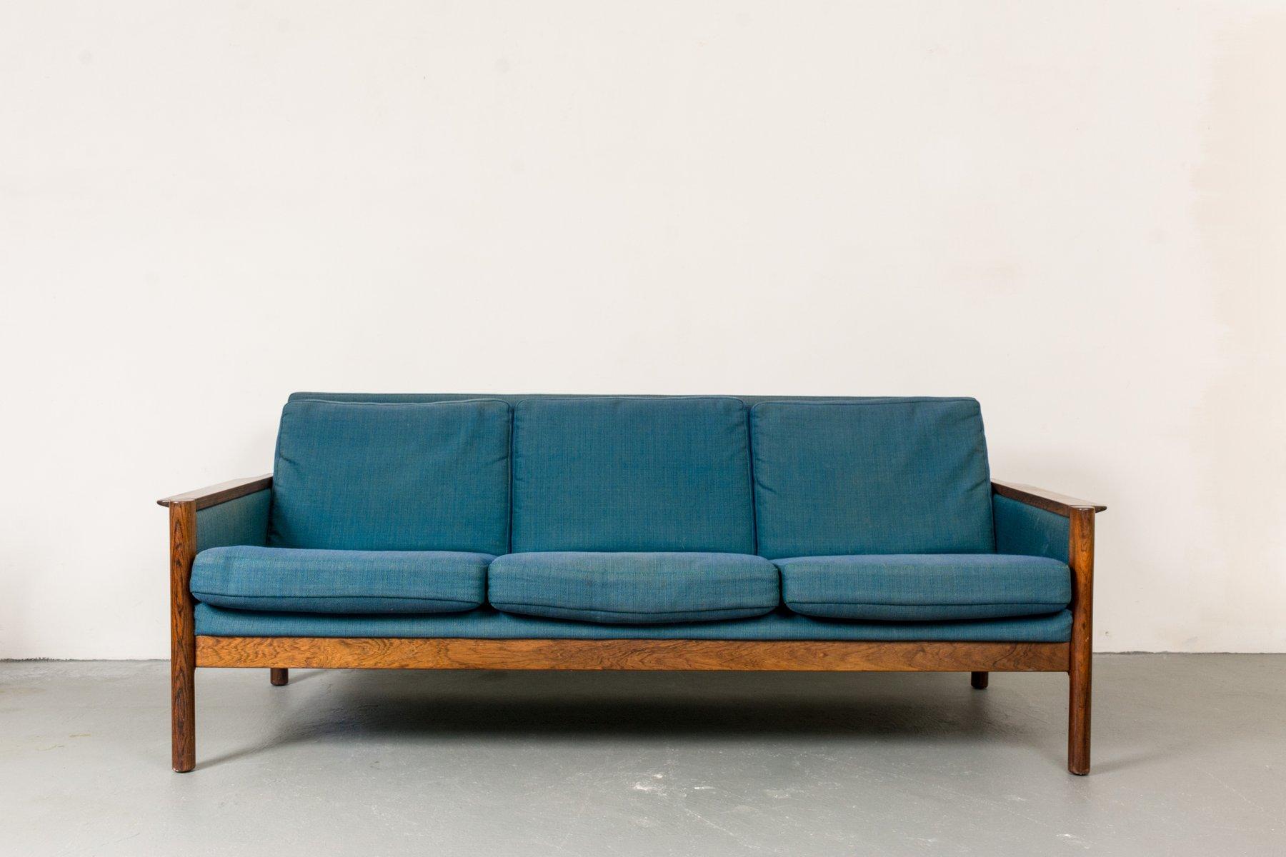 d nisches palisander sofa 1960er bei pamono kaufen. Black Bedroom Furniture Sets. Home Design Ideas