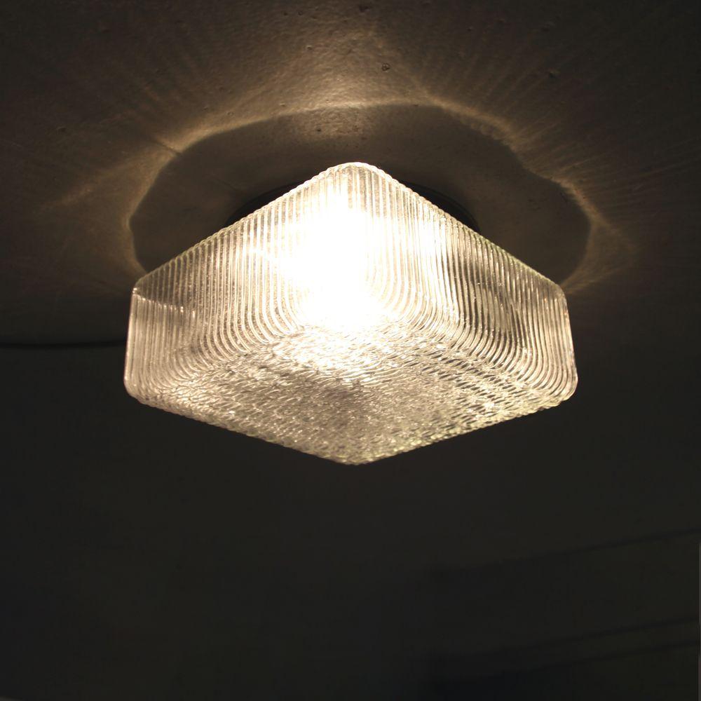 mid century ostblock deckenlampe bei pamono kaufen. Black Bedroom Furniture Sets. Home Design Ideas