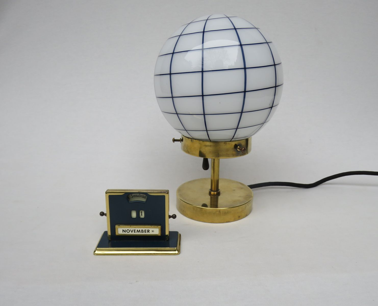 Perpetual Calendar Art Deco : Art deco perpetual calendar by jakob maul s for sale