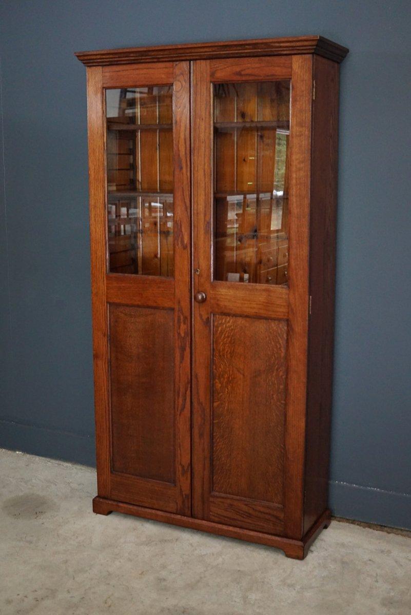 franz sischer k chenschrank in eiche 1900er bei pamono kaufen. Black Bedroom Furniture Sets. Home Design Ideas