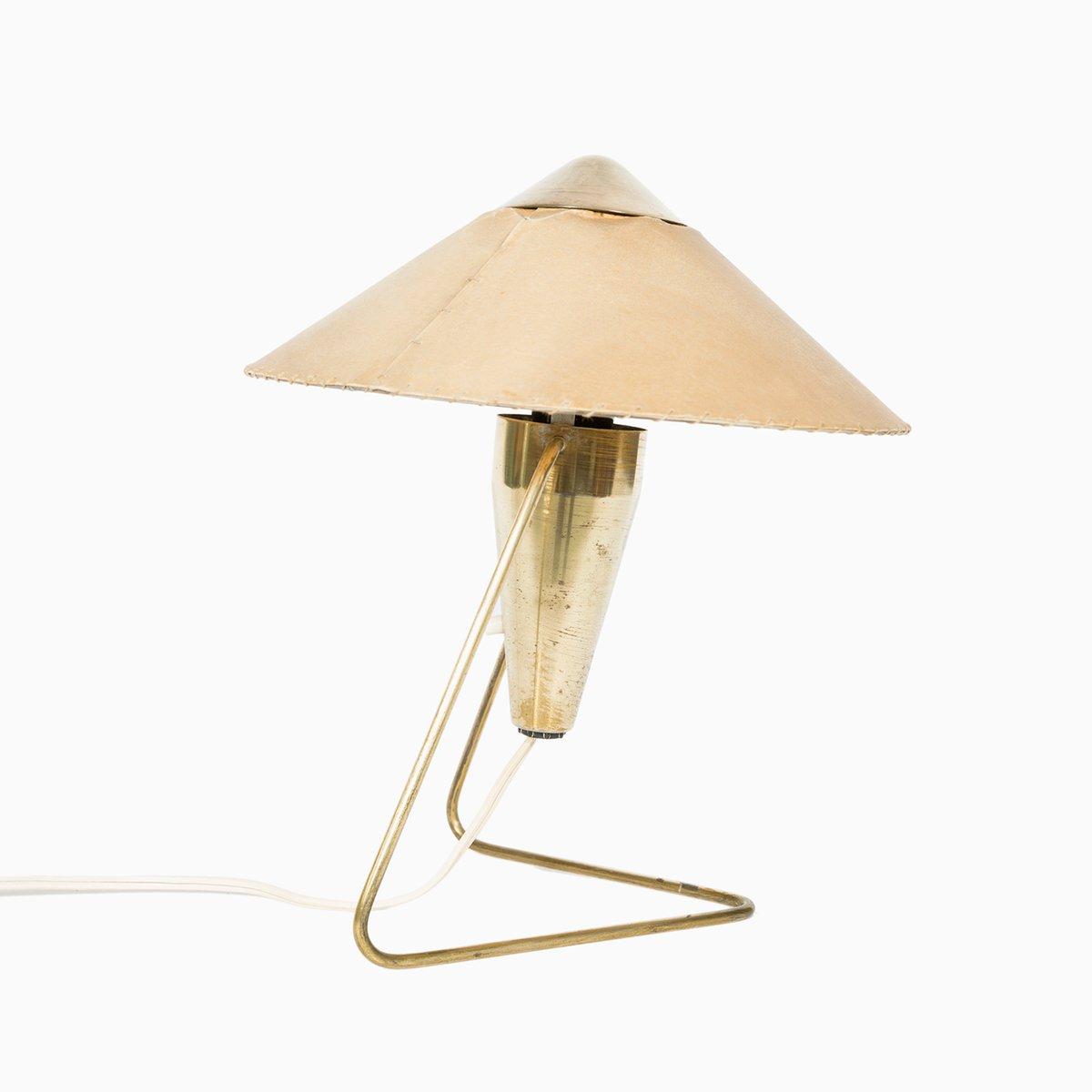 Messing Lampe, 1960er bei Pamono kaufen