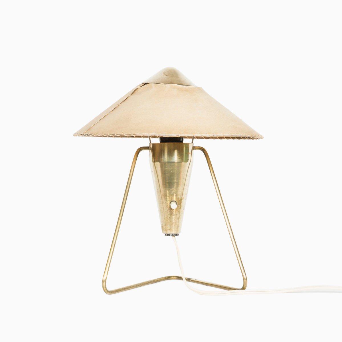 messing lampe 1960er bei pamono kaufen. Black Bedroom Furniture Sets. Home Design Ideas