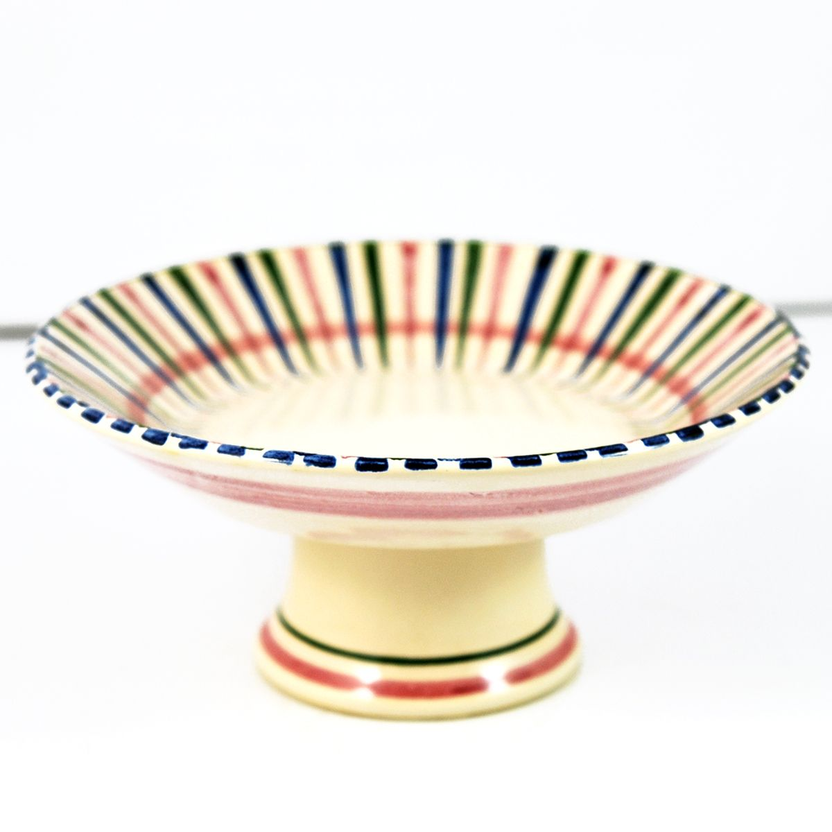 ceramic cake stand by hedwig bollhagen 1960s for sale at. Black Bedroom Furniture Sets. Home Design Ideas