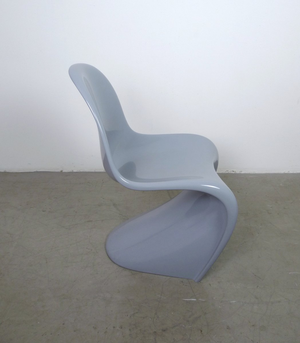Sedia panton chair classic di verner panton per vitra - Verner panton sedia ...