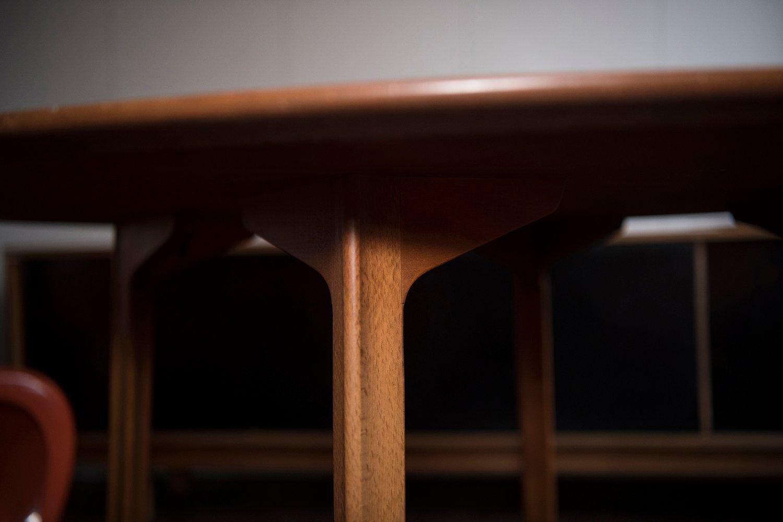 grand prix tisch von arne jacobsen f r fritz hansen 1950er bei pamono kaufen. Black Bedroom Furniture Sets. Home Design Ideas
