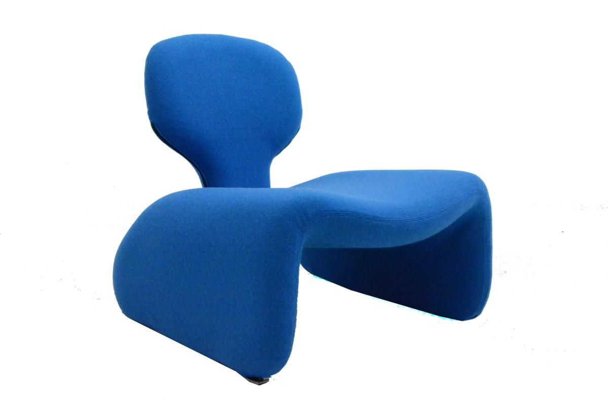 Lounge Chair By Olivier Mourgue 1960s For Sale At Pamono