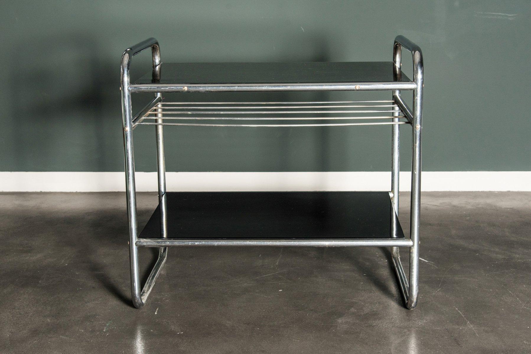 vintage bauhaus stil konsolentisch bei pamono kaufen. Black Bedroom Furniture Sets. Home Design Ideas