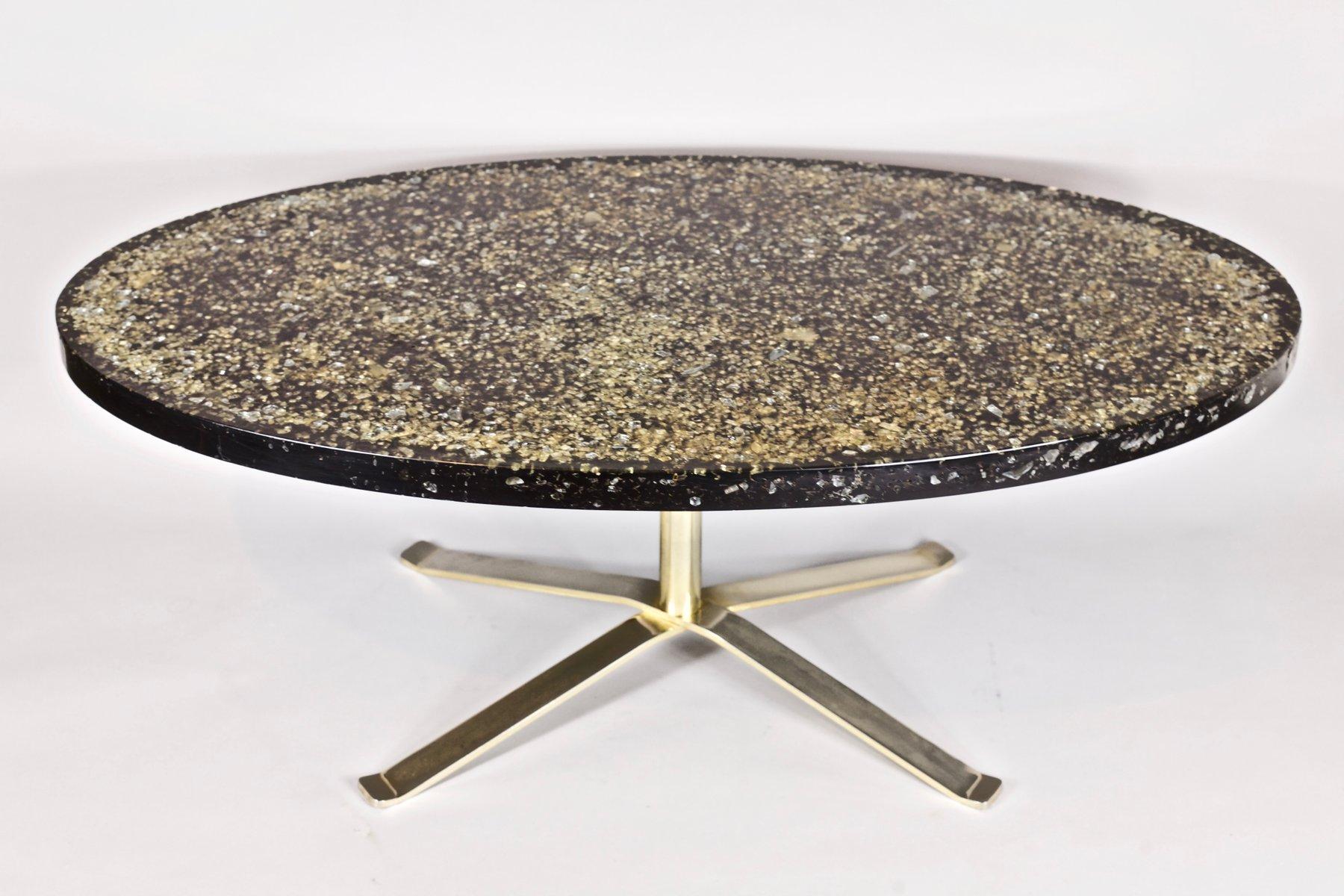 Table Basse par Pierre Giraudon, 1960s en vente sur Pamono