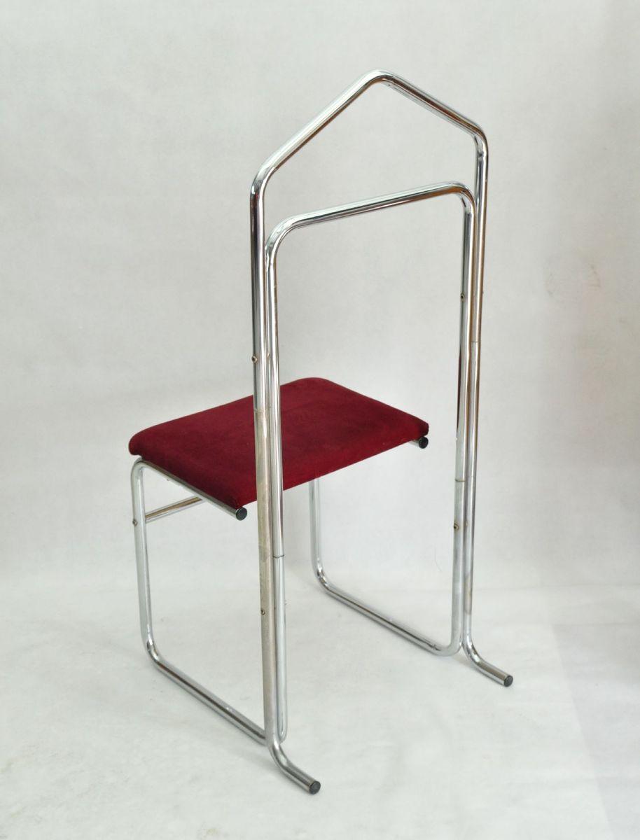chaise de coiffeuse mid century su de 1960s en vente sur pamono. Black Bedroom Furniture Sets. Home Design Ideas