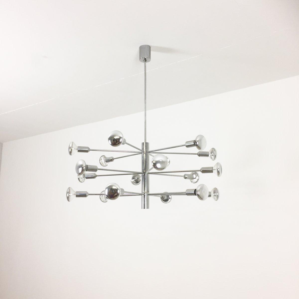 deckenlampe von cosack lights 1960er bei pamono kaufen. Black Bedroom Furniture Sets. Home Design Ideas