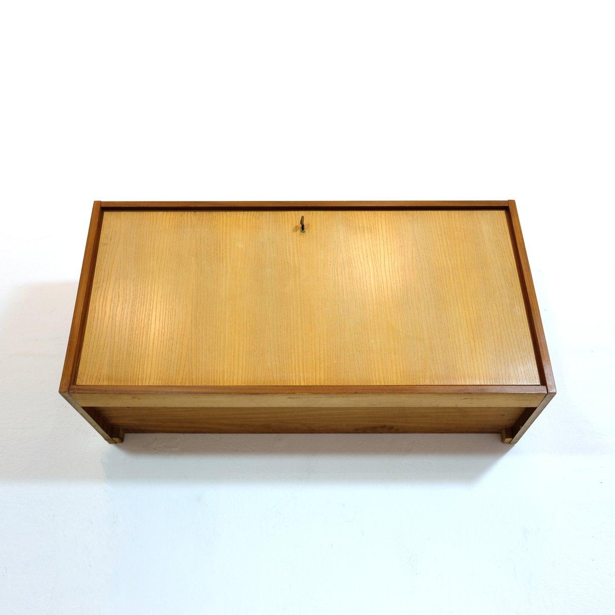 h ngender deutscher mid century sekret r 1960er bei pamono kaufen. Black Bedroom Furniture Sets. Home Design Ideas