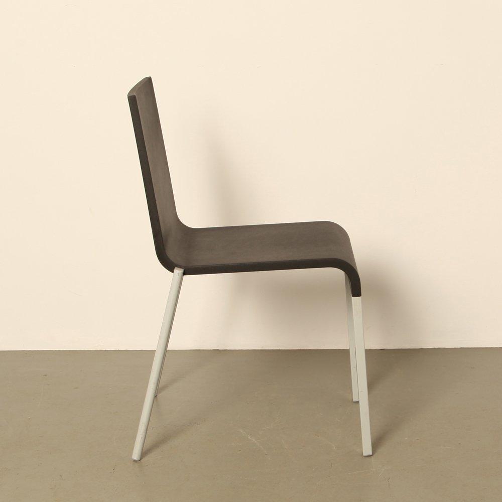 Model 03 black chair by maarten van severen for vitra for Chaise 03 van severen