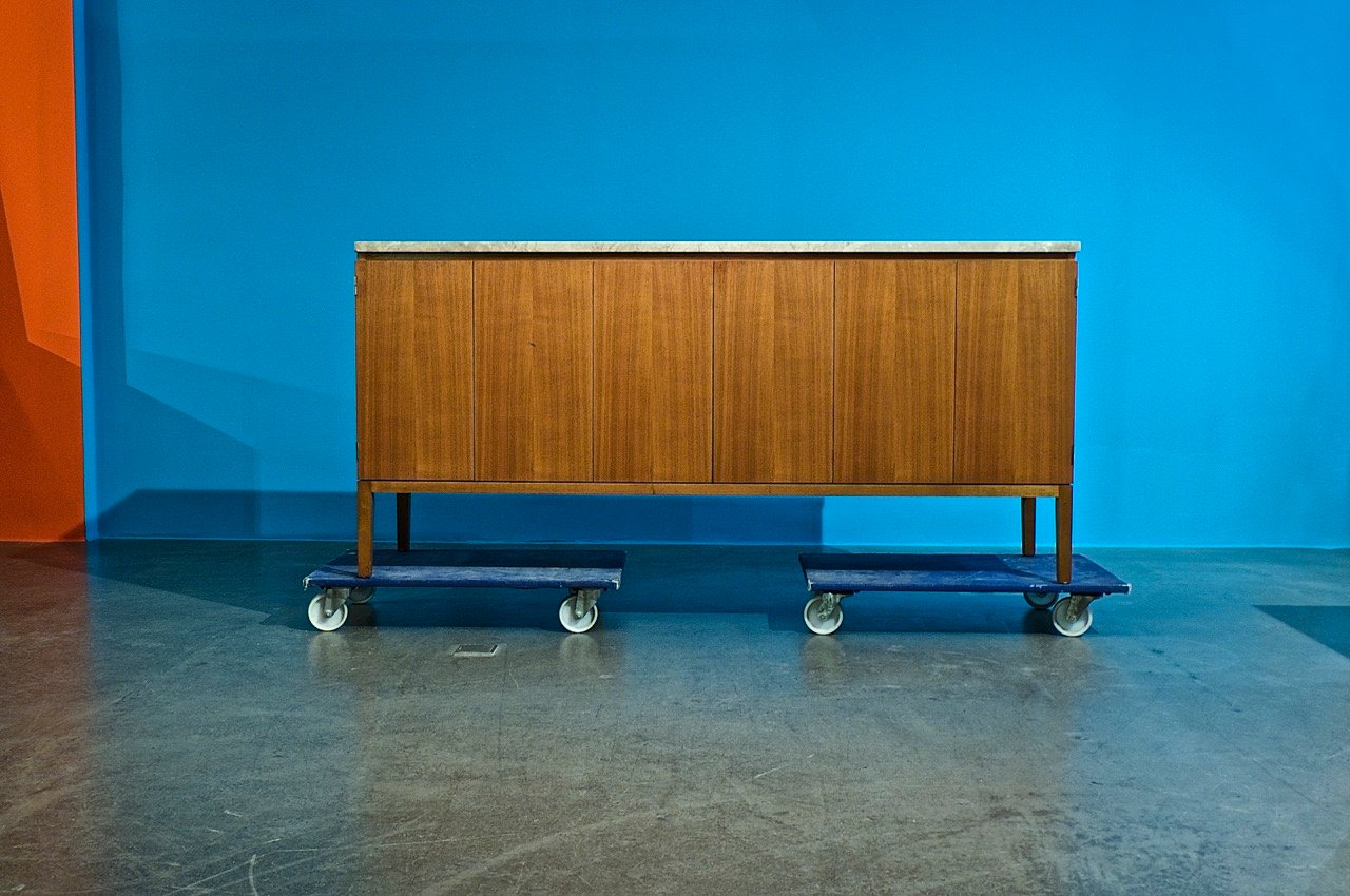 Vintage Credenza by Paul McCobb for WK Möbel for sale at Pamono