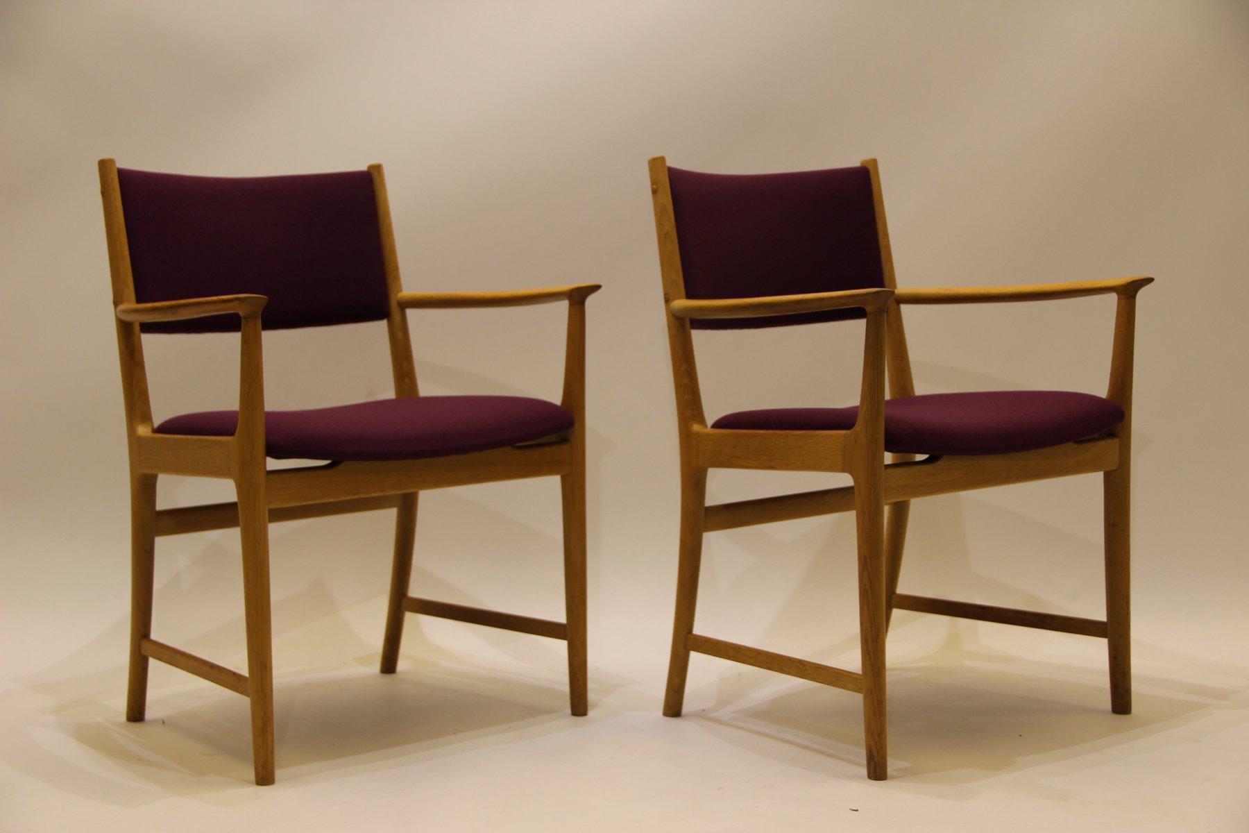 D nischer mid century stuhl aus eschenholz von kai lyngfeld larsen f r s ren wiladsen bei pamono - Mid century stuhl ...