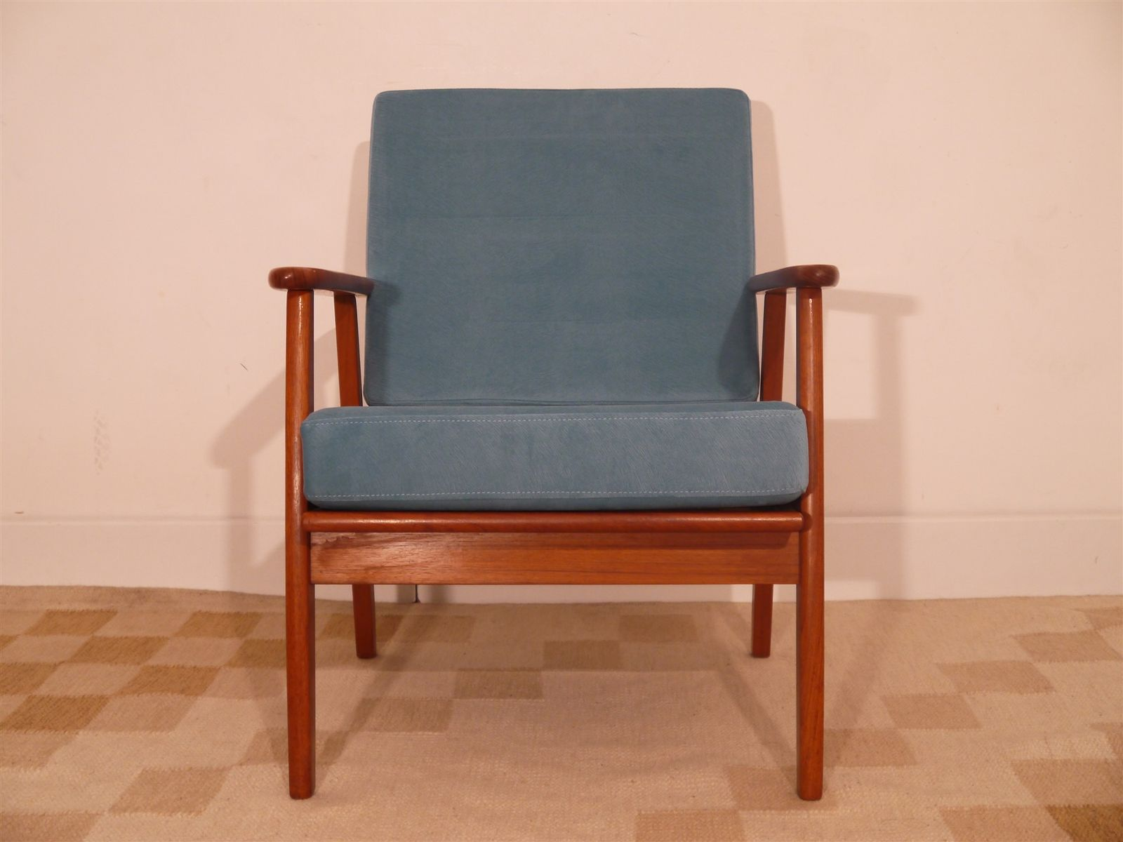 Vintage Danish Armchair 1960s For Sale At Pamono