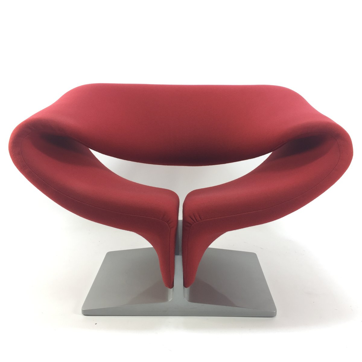 Vintage Ribbon Chair By Pierre Paulin For Artifort For
