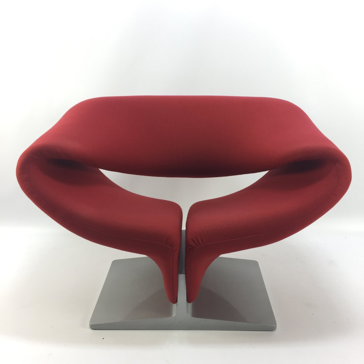Awesome Vintage Ribbon Chair By Pierre Paulin For Artifort